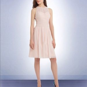 Brand new Bill Levkoff .Petal Pink prom or formal